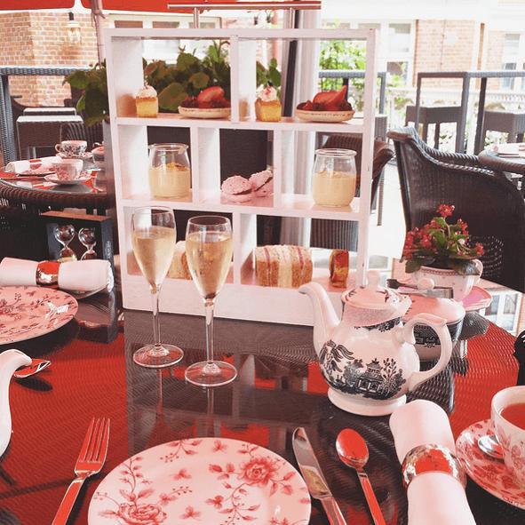 Afternoon Tea - Hôtel St Ermin's - Londres