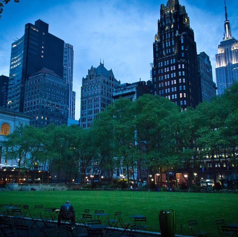 Bryant Park - New-York