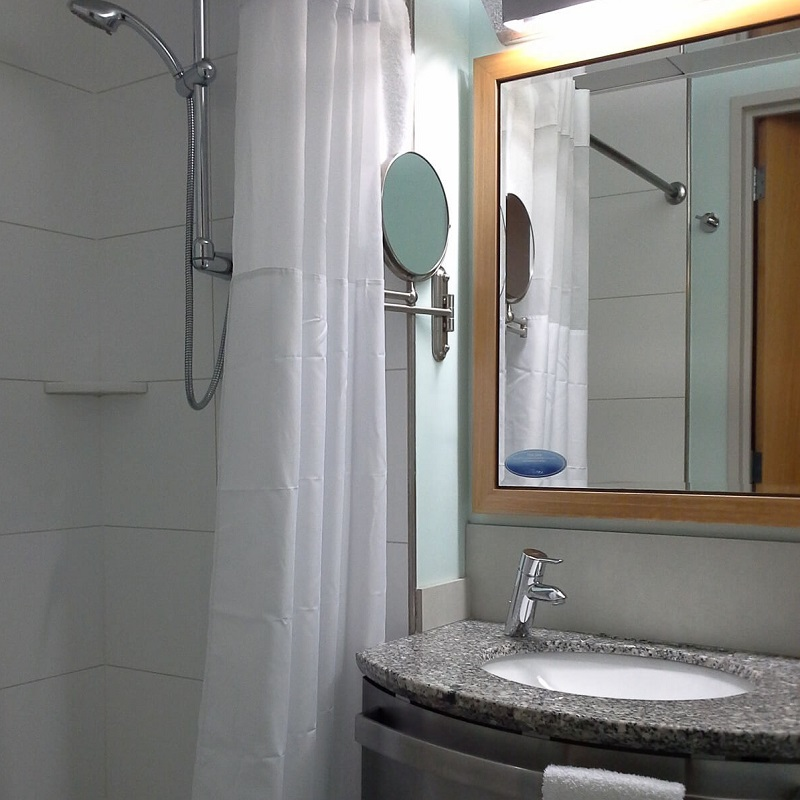 Salle de bain - Hôtel Club Quarter WTC - New-York