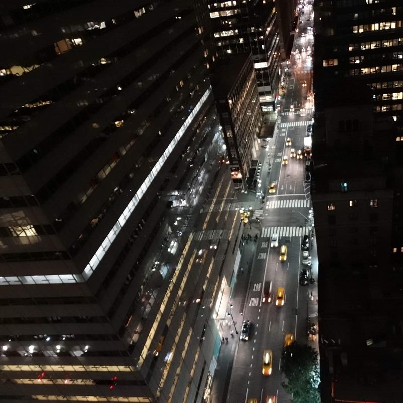Rues de New-York