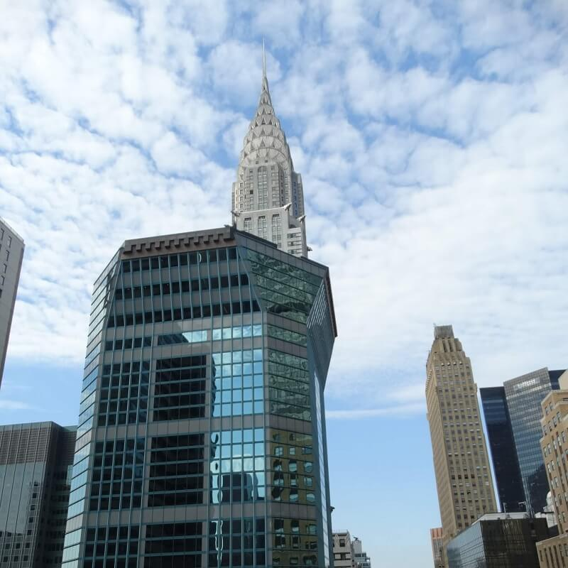 Chrysler Building - New-York