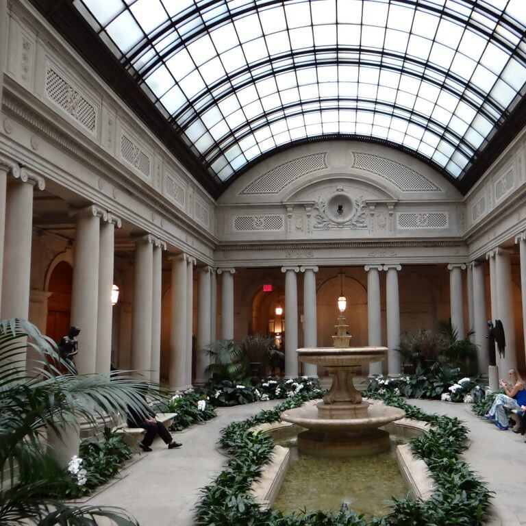 Musée Frick Collection - New-York