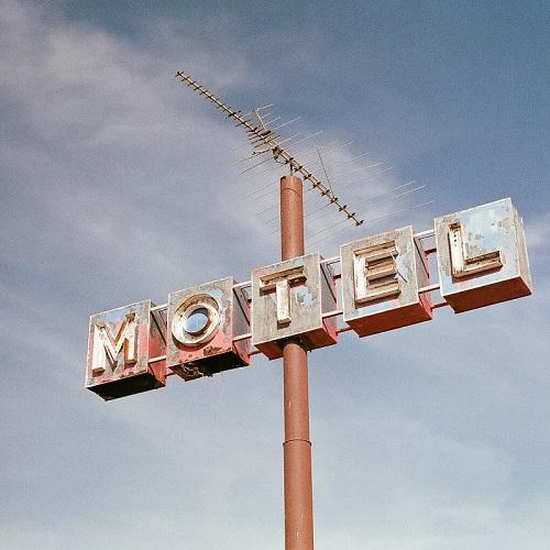 Enseigne de Motel