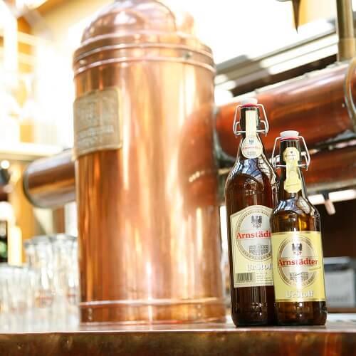 Bière de la ville d'Arnstadt