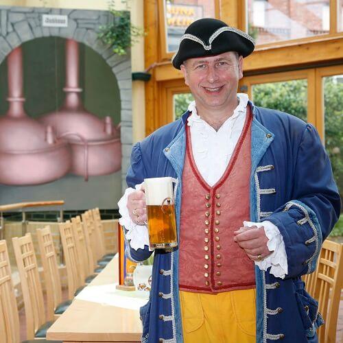 Bierrufer à Arnstadt
