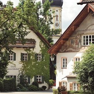 Domaine du Brauereigasthof Hotel Aying à Aying