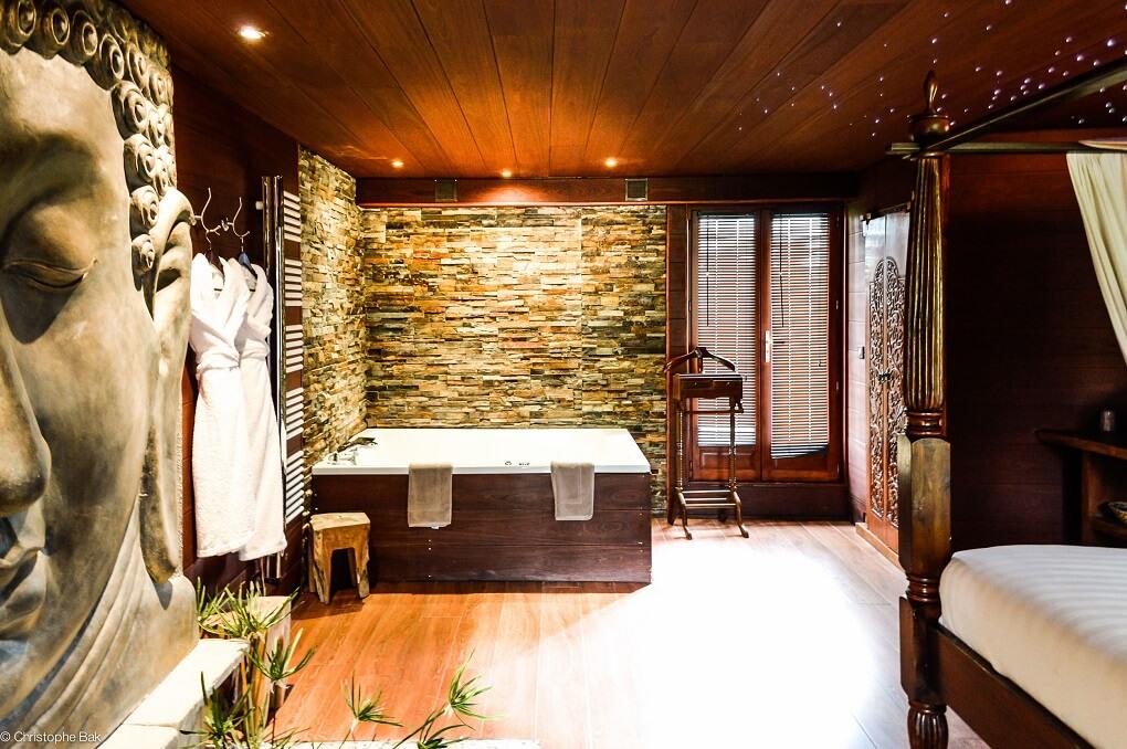 week end romantique 12 chambres avec jacuzzi priv