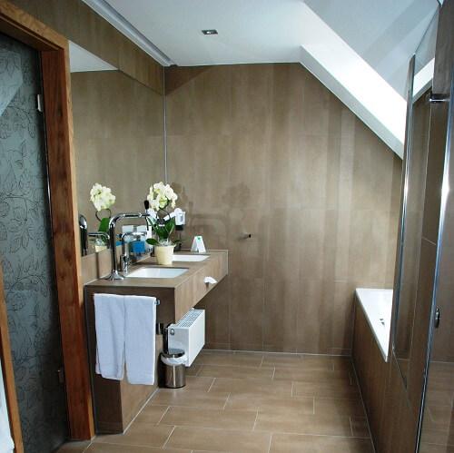 Salle de bain au Brauerei zur Malzmühle à Cologne