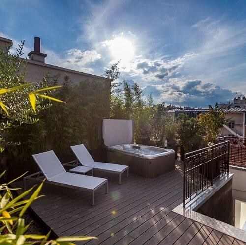 Chambre Hotel Avec Jacuzzi Privatif Paris: Hotel avec jacuzzi et ...