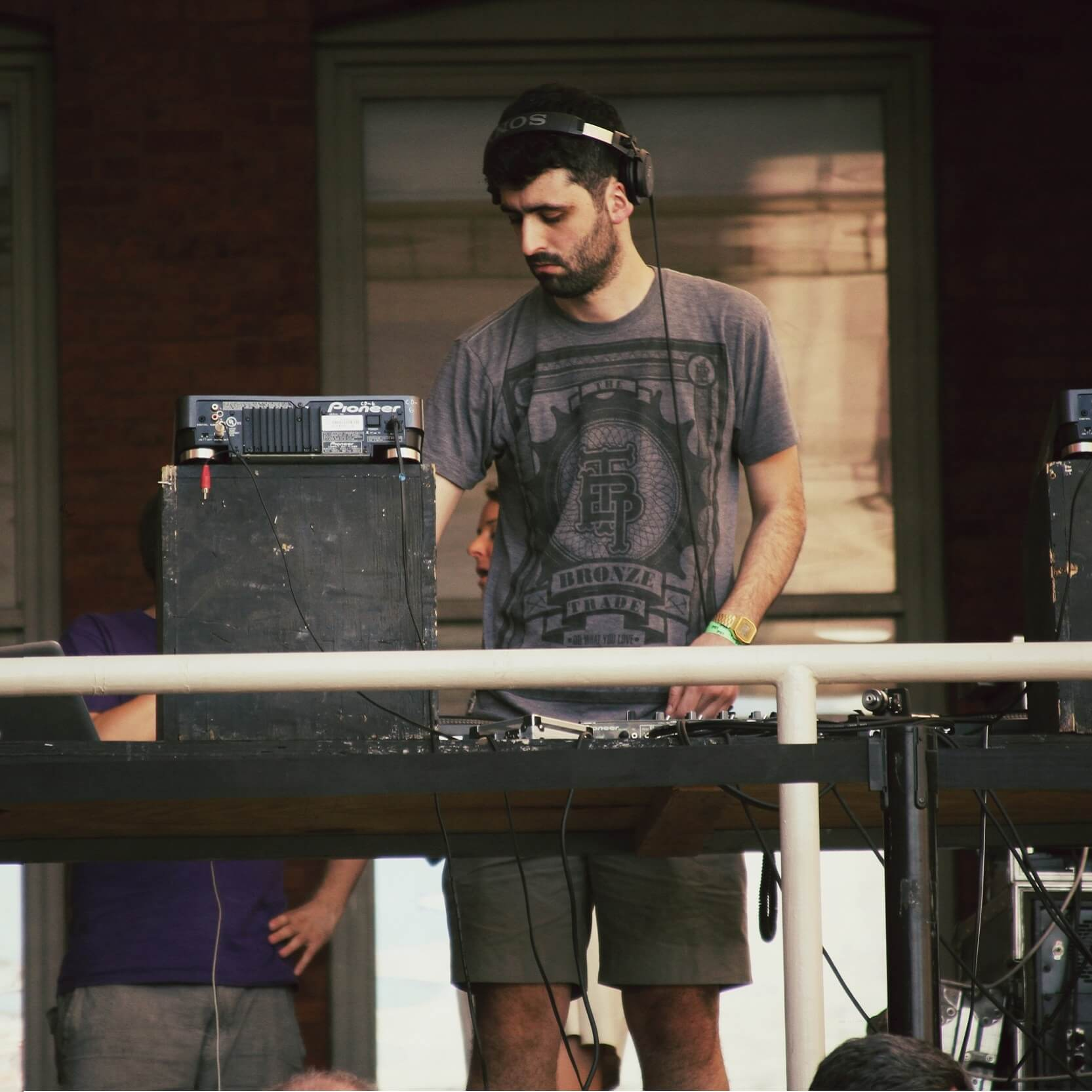 Dj Warm Up - MoMA PS1 - Queens - New York