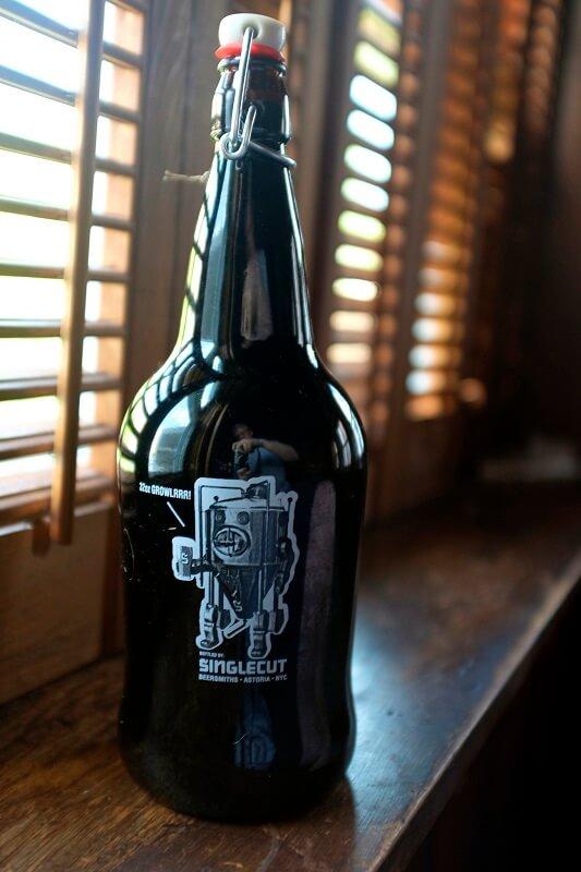 Bière artisanale SingleCut Beersmiths - Queens - New York