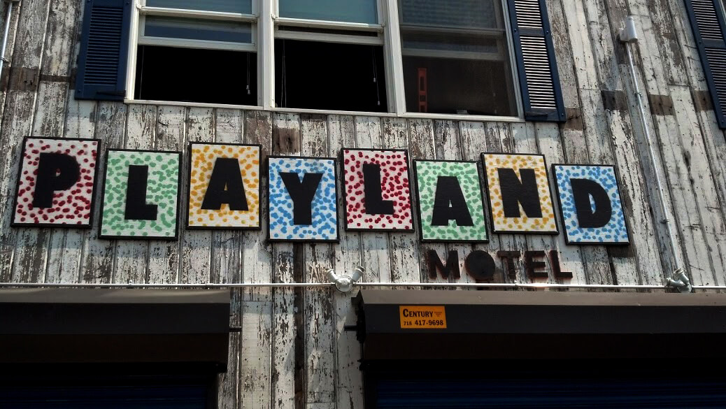 Playland Motel - Rockaway Beach - Queens - New York