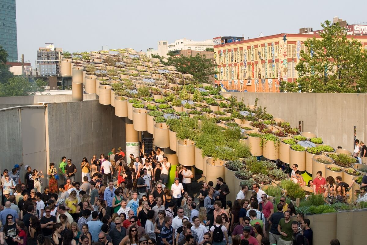 Evenement Warm Up - MoMA PS1 - Queens - New York