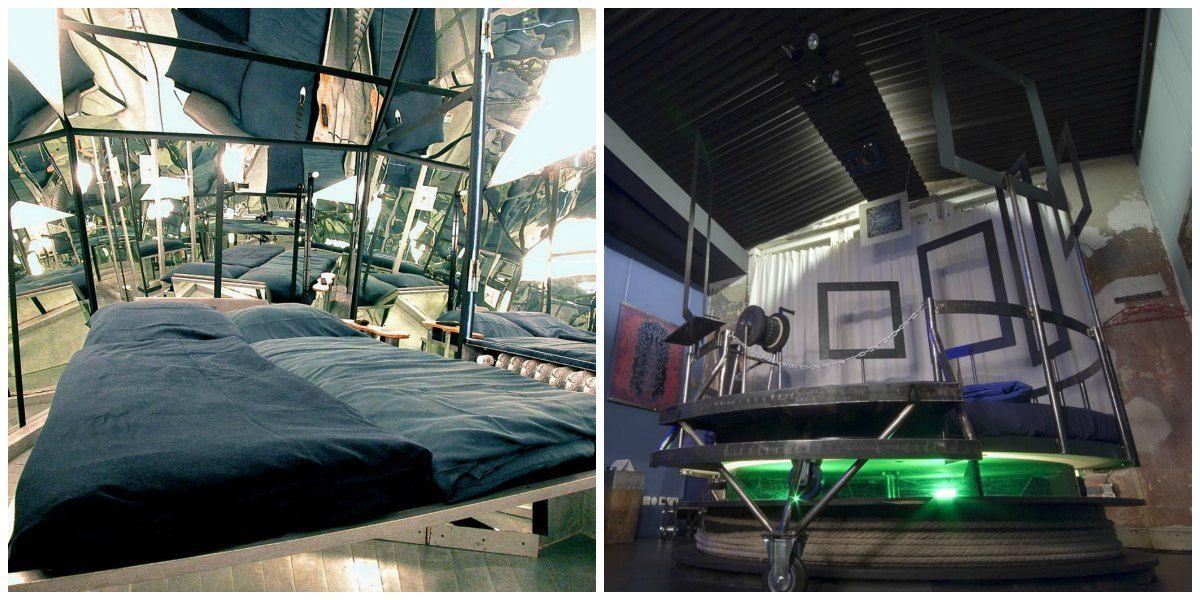 sexy hotels in diesen 6 hotels werdet ihr nicht nur schlafen. Black Bedroom Furniture Sets. Home Design Ideas
