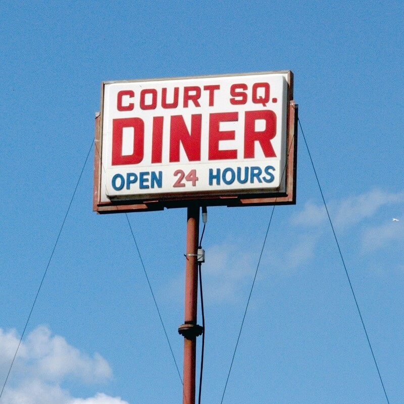 Restaurant Court Square Diner - Queens - New York