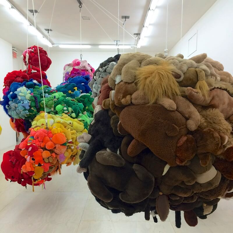 Exposition Mike Kelley - Musée MoMA PS1 - Queens - New York