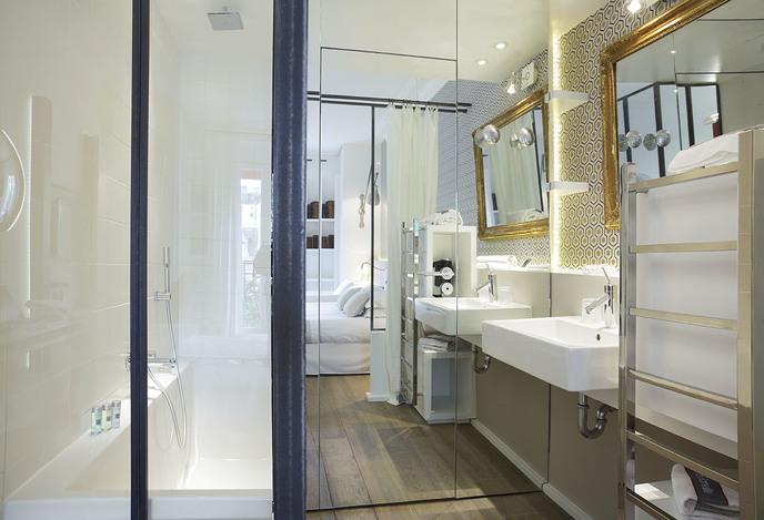 kit salle de bain pour hotel avec terrasse ou lappartement de - Kit Salle De Bain Pour Hotel