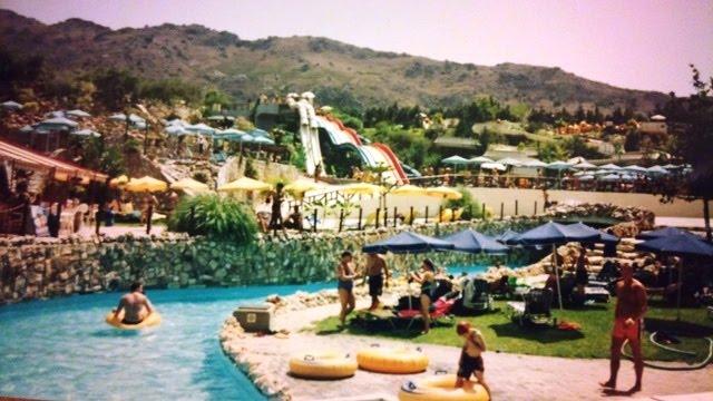 Τα ωραιότερα Water Parks είναι στην Ελλάδα