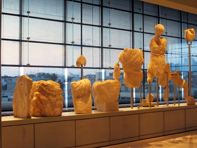 Acropolis Museum βολτα στην αθηνα