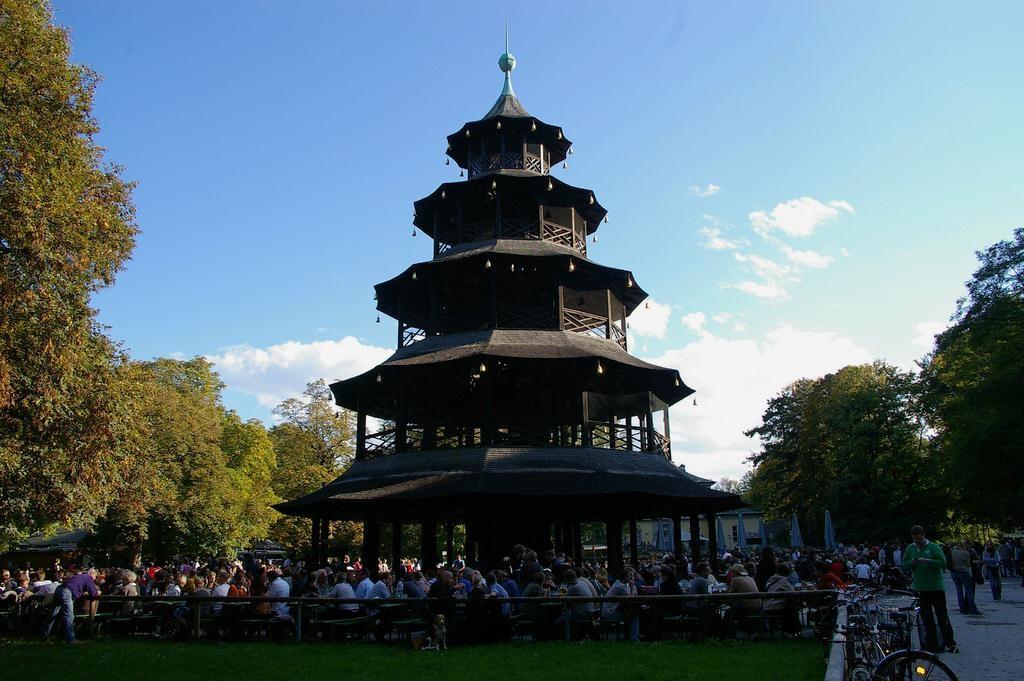 The Glorious Gardens Munich προορισμοι γερμανια