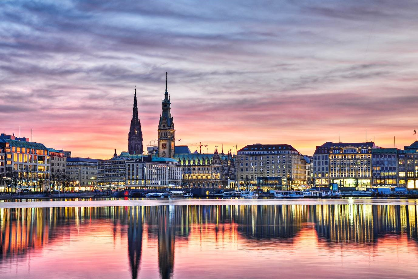 The Maritime City Hamburg προορισμοι γερμανια