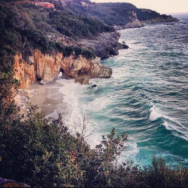 Αγαπημένη παραλία, Μυλοπόταμος, Πήλιο © vasia_giz instaRoom5-trivago-sto-pilio-pelion-instagram-images