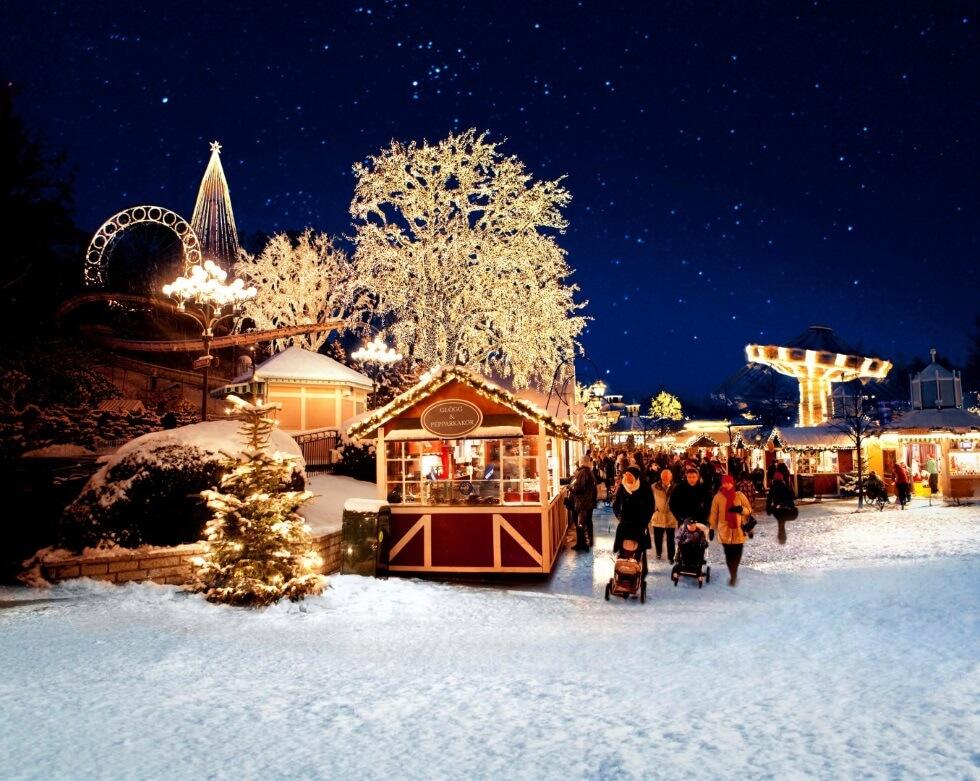 χριστουγεννιατικες αγορες ευρωπη