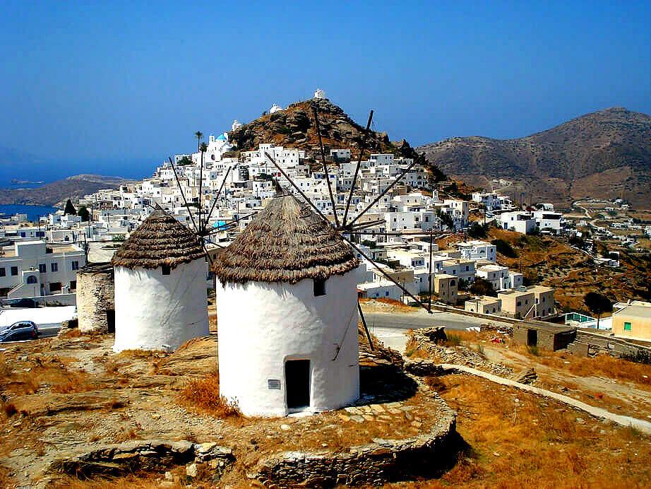 1. Ios © MICEL ANGELO προσφορεσ ξενοδοχειων σε ελληνικα νησια