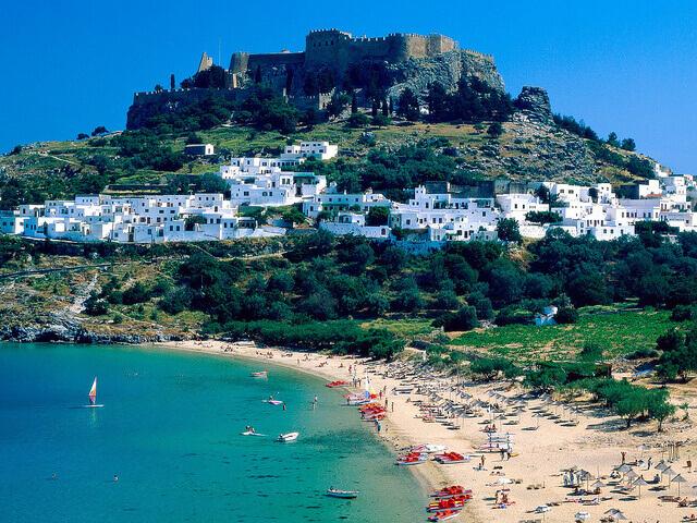 12 Lindos Rhodes © Amfimaxos Hellas προσφορεσ ξενοδοχειων σε ελληνικα νησια