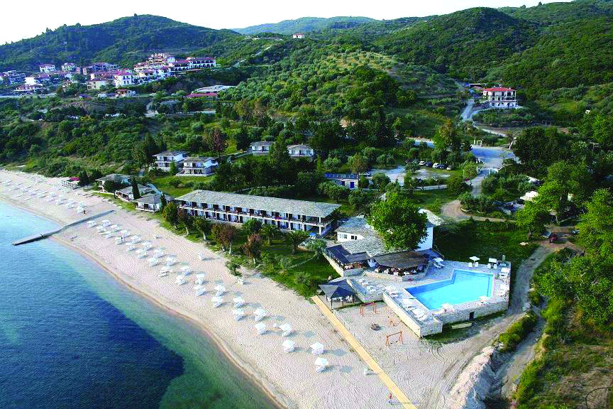 Xenia Ouranoupolis ξενοδοχεια αμεα ελλαδα