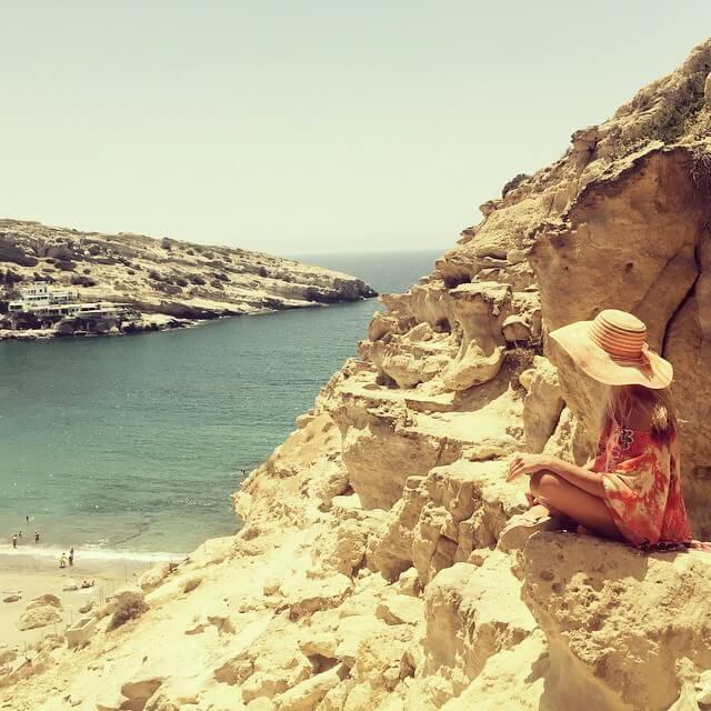 Matala camy_89_ καλοκαιρινες διακοπες στην κρητη : Πως να απογειώσεις την εμπειρία τους