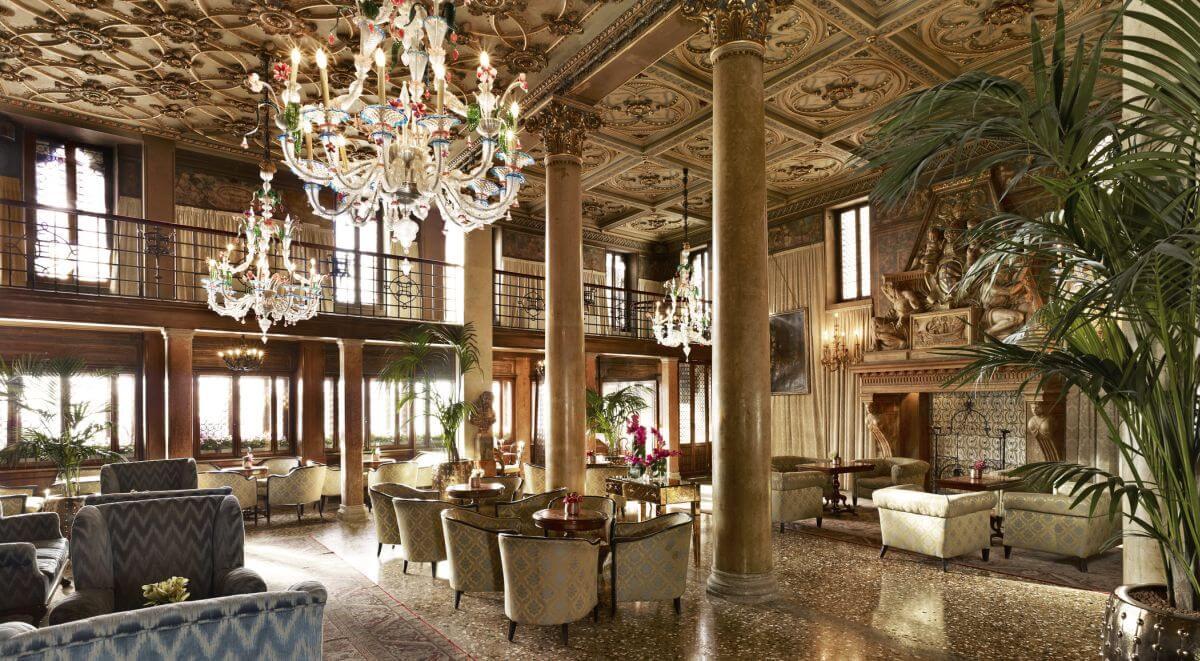 die top 5 der vip luxus hotels in venedig