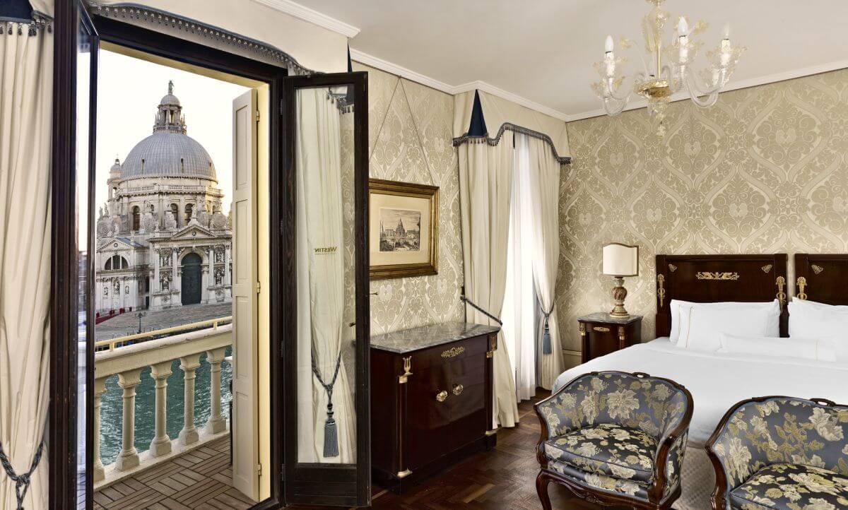 Doppelzimmer-Suite Westin Hotel Suite Venedig