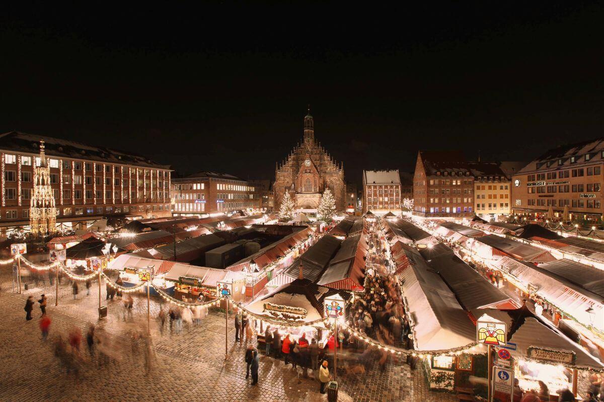 Nürnberger Christkndlesmarkt