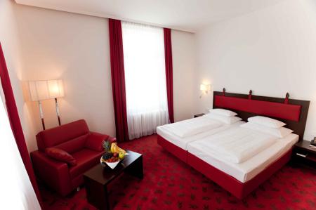 Hotel Arcotel Moser Verdino Klagefurt befindet