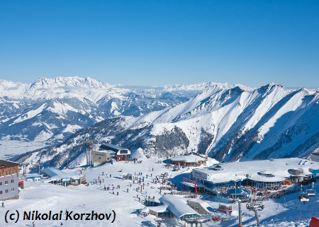 Kaprun in Österreich