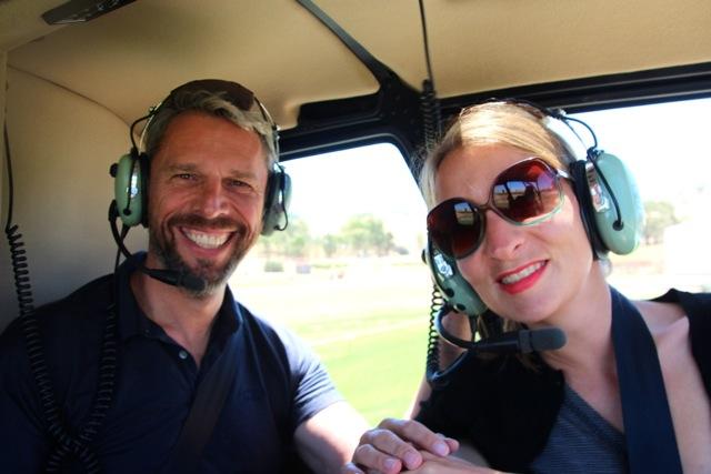 Dirk und Susanna von push: reset