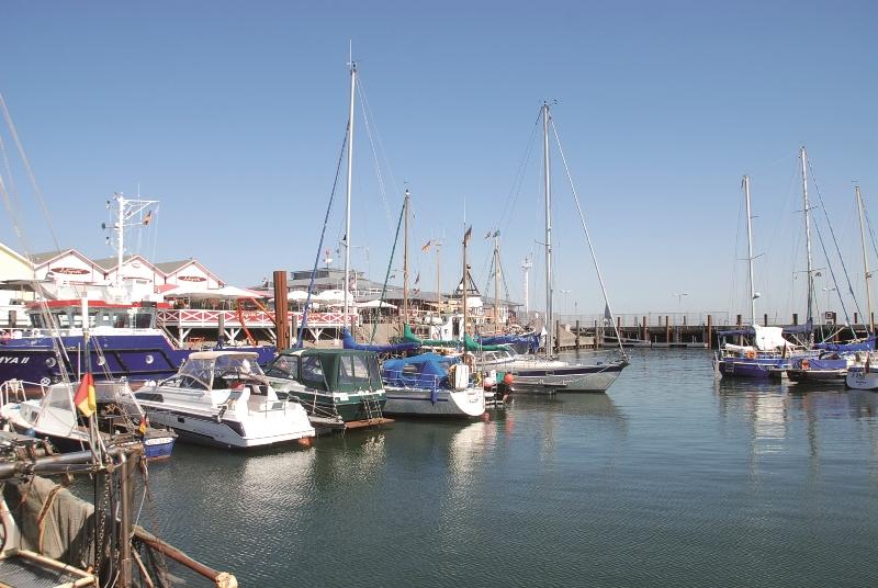 Lister Hafen Sylt