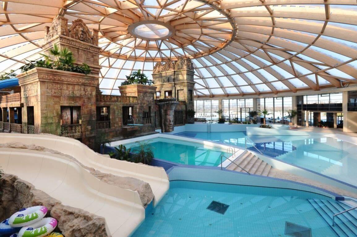 Ab durch die mitte hotels mit spektakul ren wasserrutschen for Hotel ortigia con spa