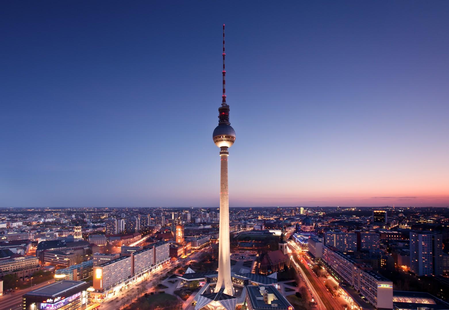 Copyright: Fernsehturm Berlin Alexanderplatz