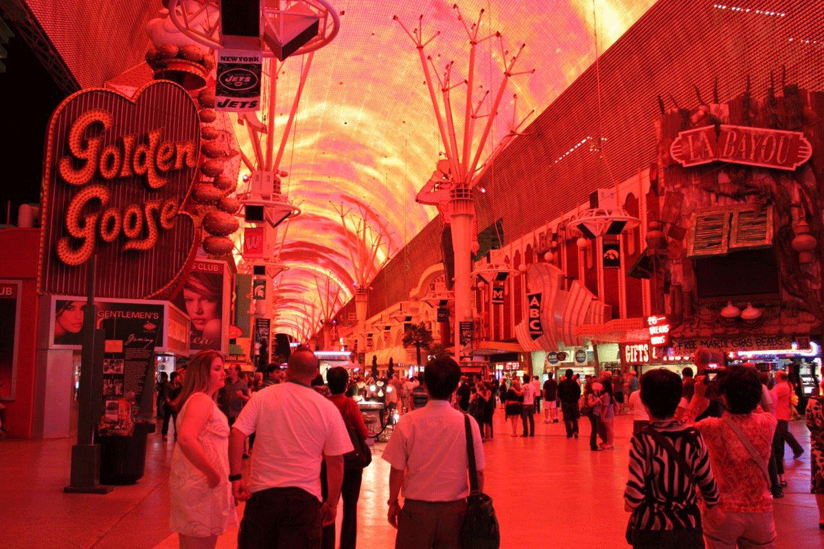 Reiseführer Las Vegas - für eine Nacht in Sin City