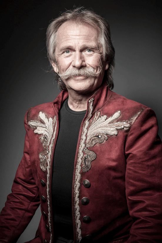 Henning Krautmacher Porträt