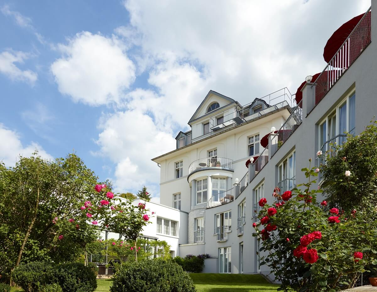 Hotel Villa Hügel (c) Hotel Villa Hügel