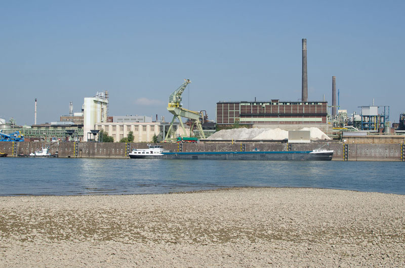 Ölhafen Köln