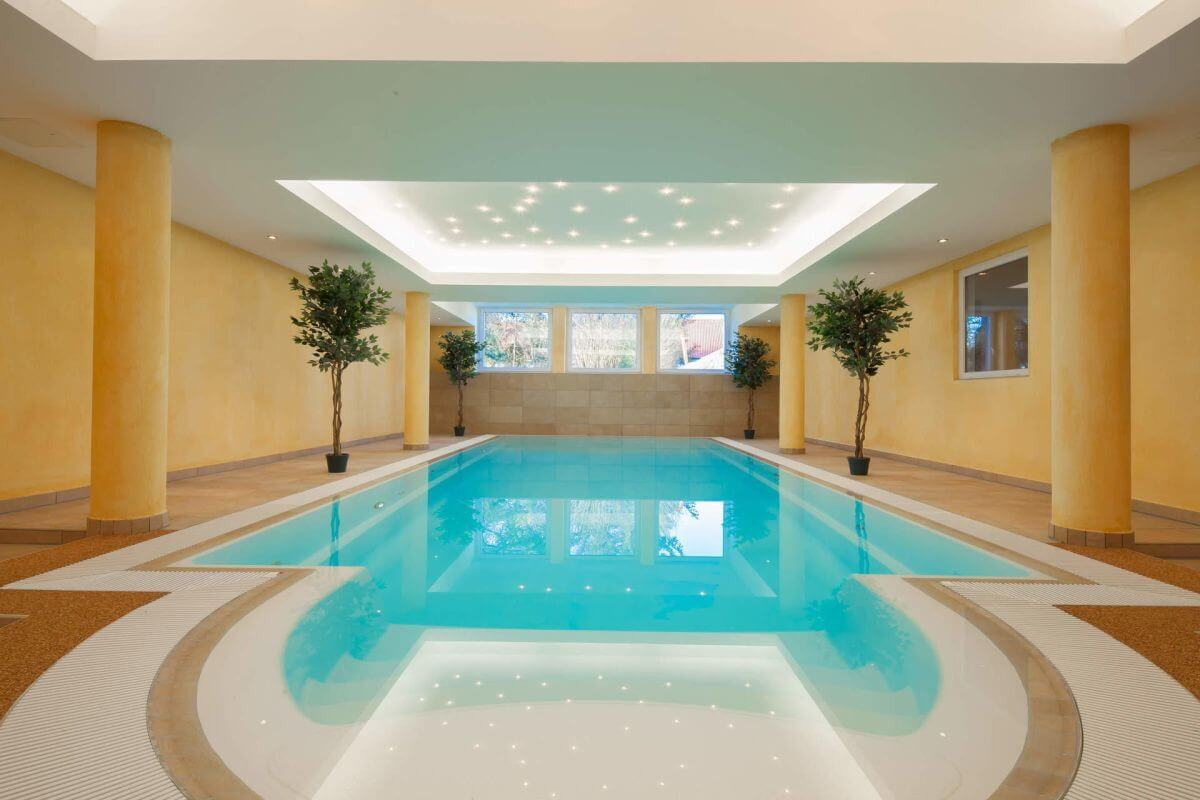Pool Moin Hotel Cuxhaven