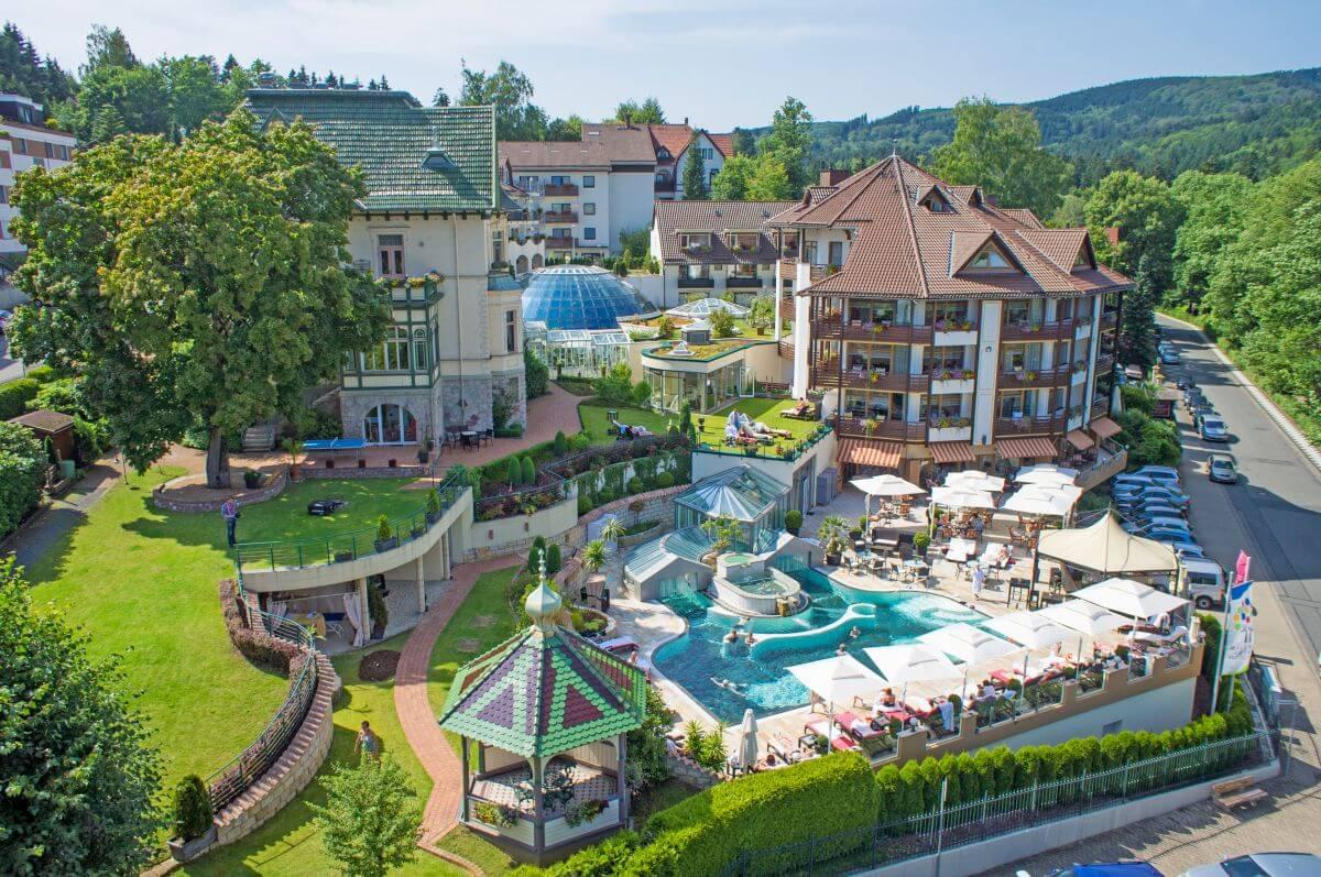 Hotel Am Kurpark Bad Lauterberg
