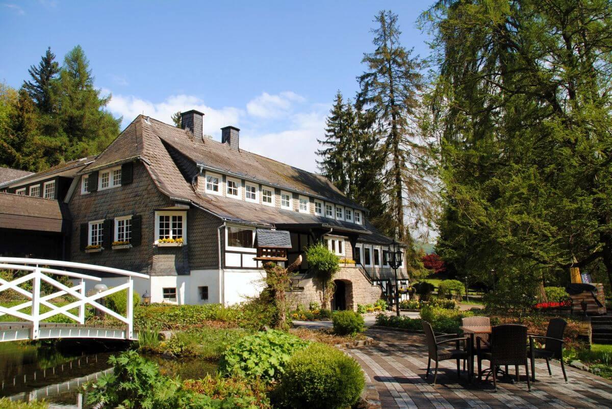 Die Beliebtesten Wellnesshotels In Deutschland Room5