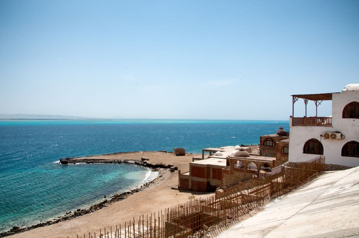 Ägypten Hurghada Rotes Meer
