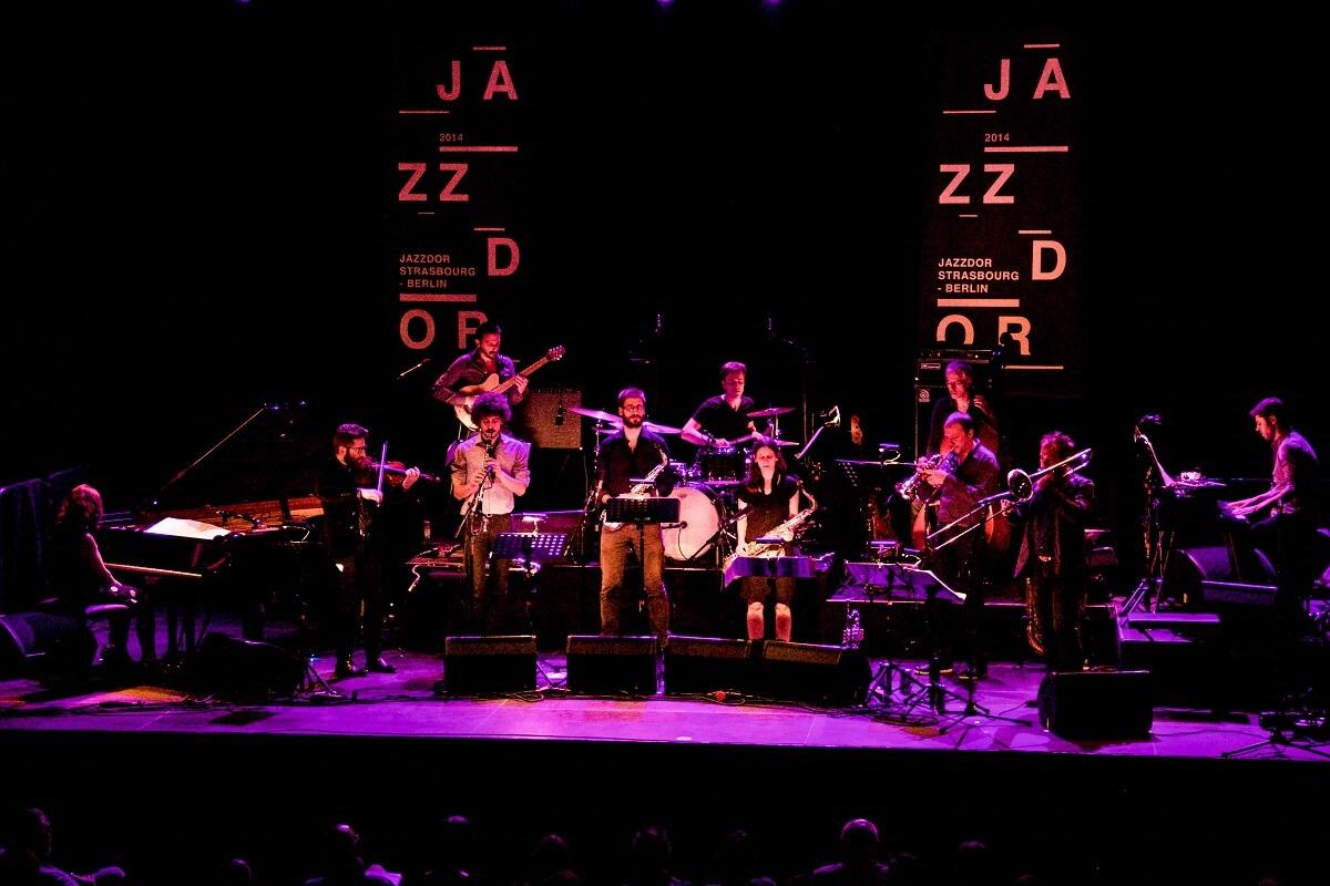 Festival Jazzdor Berlin (c) Mathieu Schoenahl