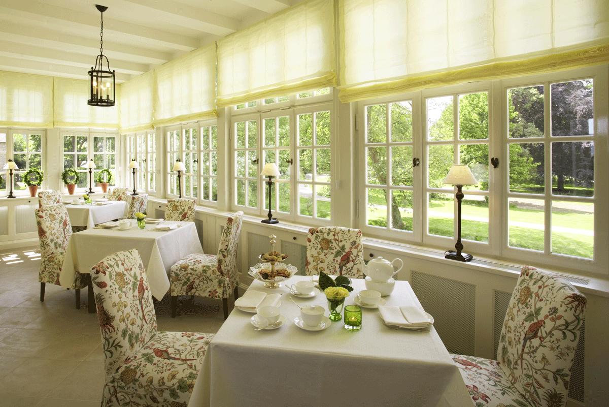 Wintergarten Salon Belvedere